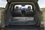 Picture of a 2014 Ford Escape's Trunk in Charcoal Black