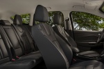 Picture of a 2015 Ford Escape's Interior in Charcoal Black