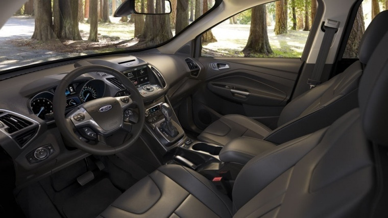 2016 Ford Escape Interior Picture