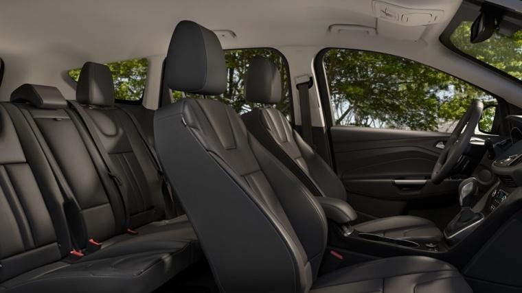 2016 Ford Escape Interior Picture