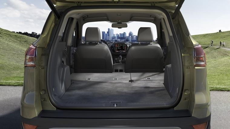 2016 Ford Escape Trunk Picture