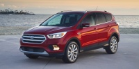 2017 Ford Escape S, SE, Titanium, 4WD Review