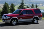 Picture of 2010 Ford Expedition in Royal Red Metallic