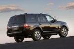 2011 Ford Expedition in Tuxedo Black Metallic - Static Rear Right Three-quarter View