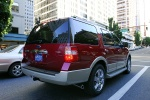 Picture of 2011 Ford Expedition in Royal Red Metallic