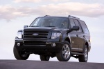 2011 Ford Expedition in Tuxedo Black Metallic - Static Front Left View