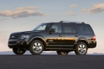 2011 Ford Expedition in Tuxedo Black Metallic - Static Left Side View