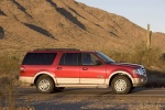 2013 Ford Expedition EL in Royal Red Metallic - Static Right Side View