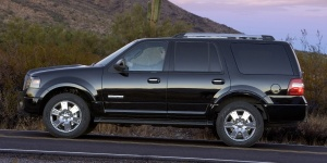 2014 Ford Expedition Pictures