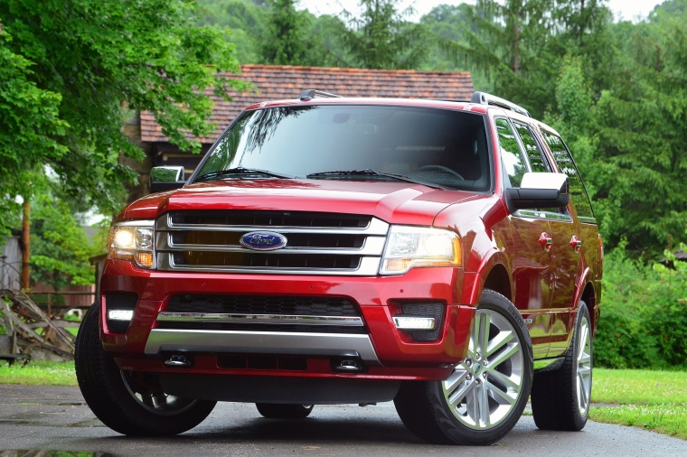 2016 ford expedition platinum in ruby red metallic tinted. Black Bedroom Furniture Sets. Home Design Ideas