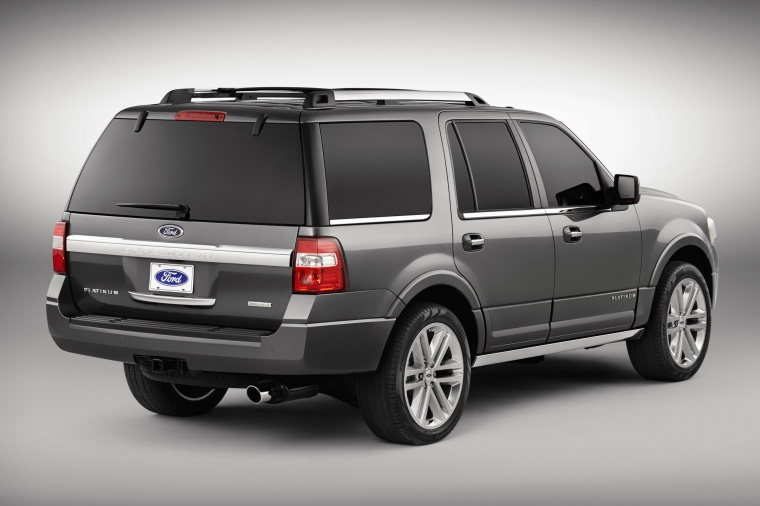 Picture of a 2016 Ford Expedition Platinum