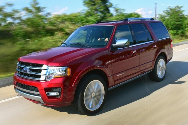 2017 Ford  Expedition Picture