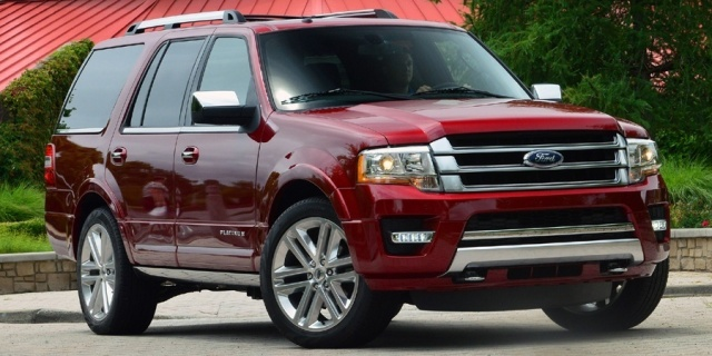 2017 Ford Expedition Pictures