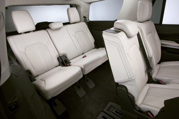 Picture of a 2019 Ford Expedition's Rear Seats