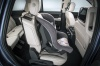 Picture of a 2019 Ford Expedition's Rear Seats with Child Seat