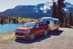 Picture of 2019 Ford Expedition Max Platinum in Ruby Red Metallic Tinted Clearcoat