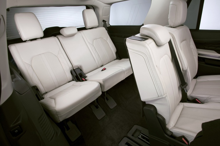 Picture of a 2020 Ford Expedition's Rear Seats