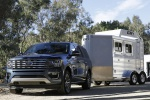 Picture of a 2020 Ford Expedition Max Limited from a front left perspective
