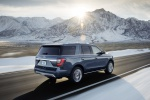Picture of 2020 Ford Expedition Platinum in Blue Metallic