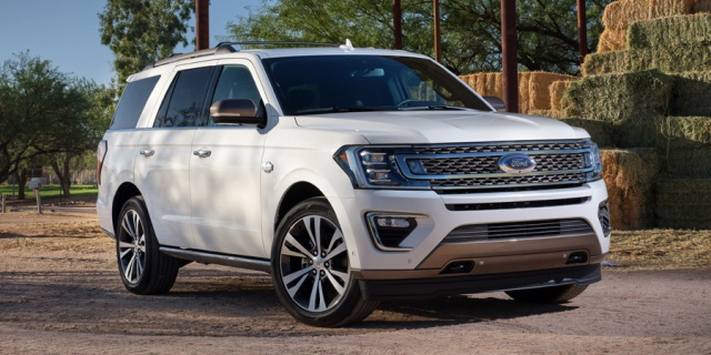 Research the 2020 Ford Expedition