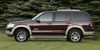 2010 Ford Explorer XLT, Eddie Bauer, Limited, V8 4WD Review