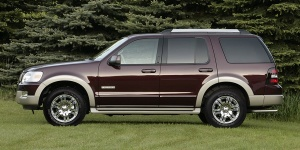 2010 Ford Explorer Reviews / Specs / Pictures / Prices