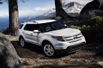 Picture of 2011 Ford Explorer Limited 4WD in White Suede