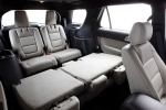 Picture of 2012 Ford Explorer Limited 4WD Rear Seats Folded in Medium Light Stone