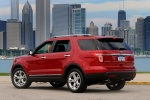 Picture of 2012 Ford Explorer Limited 4WD in Red Candy Metallic Tinted Clearcoat