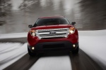 Picture of 2012 Ford Explorer XLT 4WD in Red Candy Metallic Tinted Clearcoat