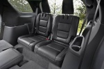 Picture of 2012 Ford Explorer Limited 4WD Rear Seats in Charcoal Black