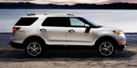 2012 Ford Explorer XLT, Limited, V6 4WD Review