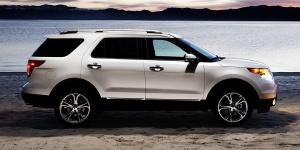 2012 Ford Explorer Pictures