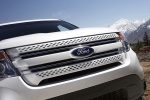 2013 Ford Explorer Limited 4WD Grille