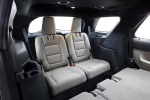 2013 Ford Explorer Limited 4WD Third Row Seats in Medium Light Stone