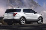 Picture of 2013 Ford Explorer Limited 4WD in White Suede