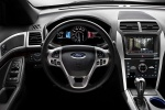 Picture of 2014 Ford Explorer Limited 4WD Cockpit in Medium Light Stone