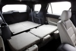 Picture of 2014 Ford Explorer Limited 4WD Third Row Seats Folded in Medium Light Stone