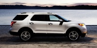 2014 Ford Explorer Pictures