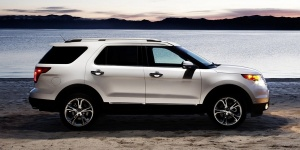 Research the 2014 Ford Explorer