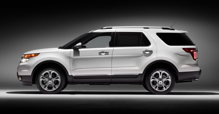 2015 Ford Explorer Limited 4WD Picture