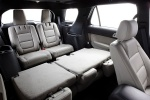 Picture of 2015 Ford Explorer Limited 4WD Rear Seats Folded in Medium Light Stone