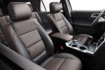 Picture of 2015 Ford Explorer Sport 4WD Front Seats