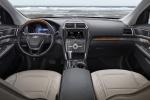 Picture of a 2016 Ford Explorer Platinum 4WD's Cockpit in Medium Soft Ceramic