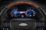 Picture of a 2016 Ford Explorer Platinum 4WD's Gauges