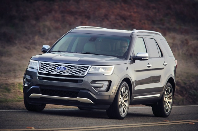 2017 Ford  Explorer Picture
