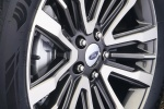 2017 Ford Explorer Platinum 4WD Rim