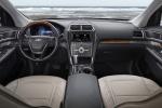 Picture of a 2019 Ford Explorer Platinum 4WD's Cockpit in Medium Soft Ceramic