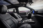 Picture of 2020 Ford Explorer ST EcoBoost 4WD Front Seats