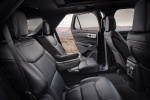 Picture of a 2020 Ford Explorer ST EcoBoost 4WD's Rear Seats